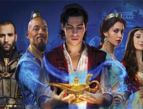 Cine en Familia: Aladdin