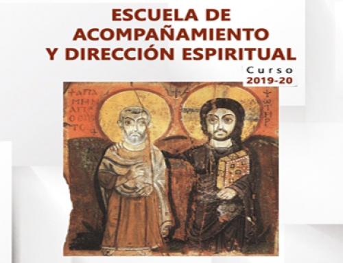 Escuela de Acompañamiento y Dirección Espiritual