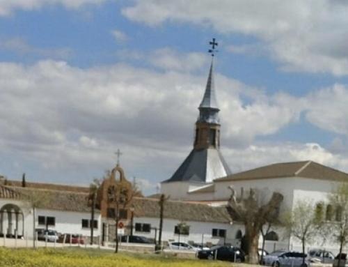 EL GRUPO SANTA TERESA EN EL MONASTERIO DE SANTA MARÍA DE LA CRUZ (CUBAS DE LA SAGRA)