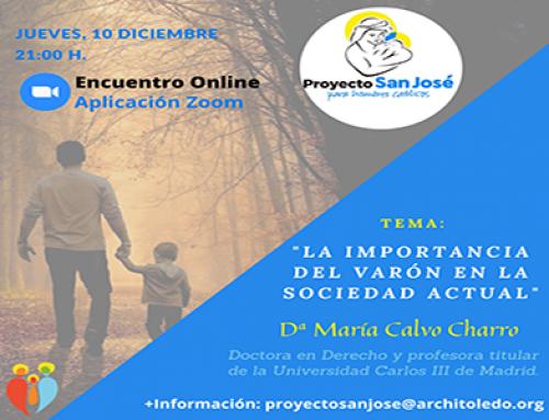 Encuentro online Proyecto San José