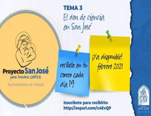 Número de febrero de Proyecto San José