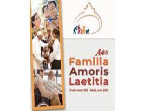 Presentación del Año «Familia Amoris Laetitia»